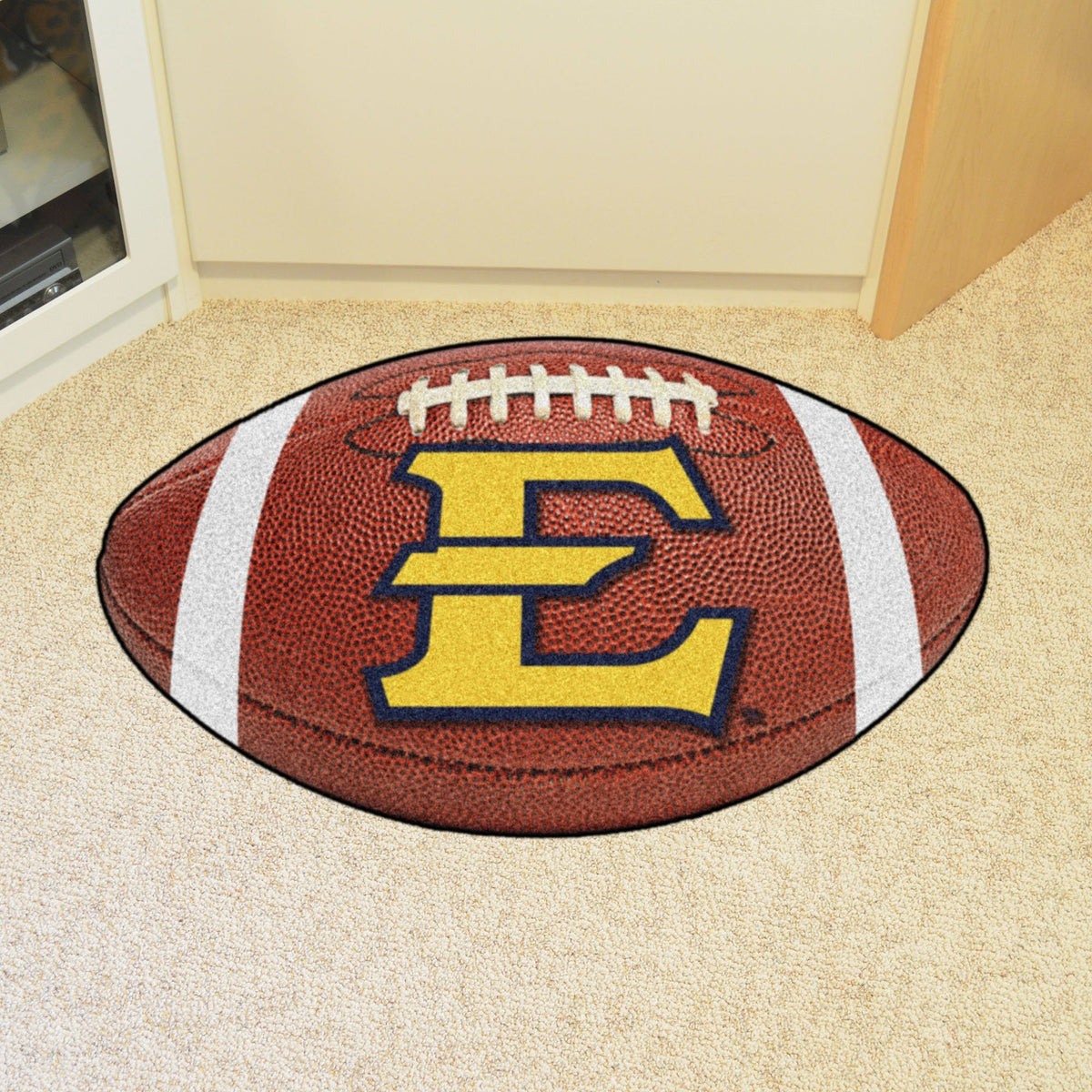 Collegiate - Football Mat: A - K Collegiate Mats, Rectangular Mats, Football Mat, Collegiate, Home Fan Mats East Tennessee