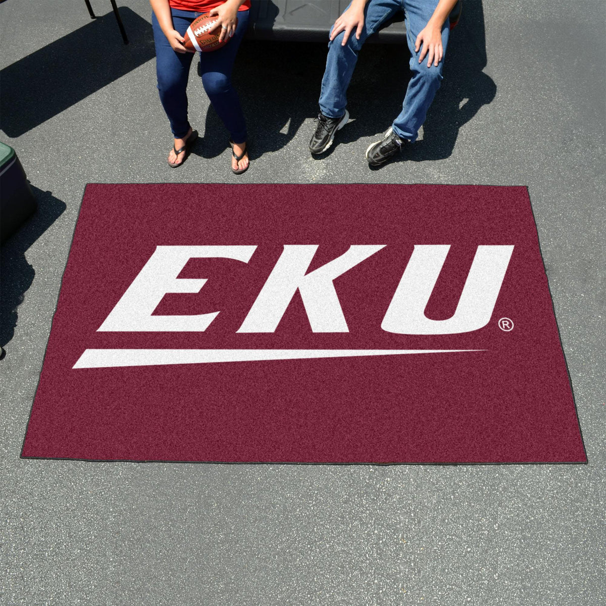 Collegiate - Ulti-Mat: A - L Collegiate Mats, Rectangular Mats, Ulti-Mat, Collegiate, Home Fan Mats Eastern Kentucky