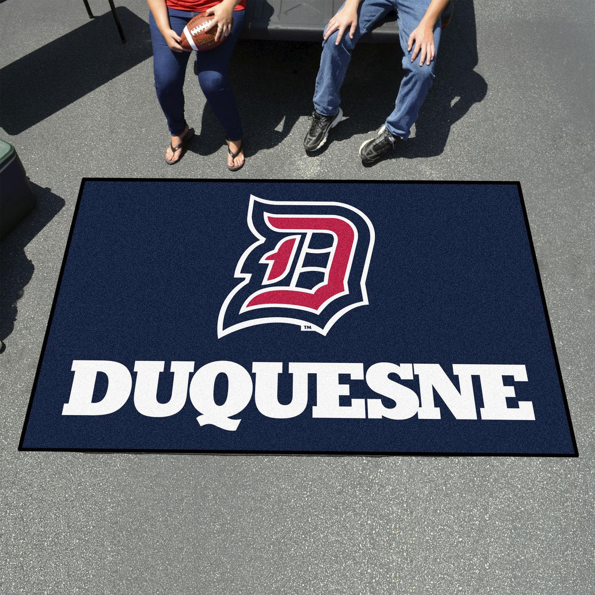 Collegiate - Ulti-Mat: A - L Collegiate Mats, Rectangular Mats, Ulti-Mat, Collegiate, Home Fan Mats Duquesne