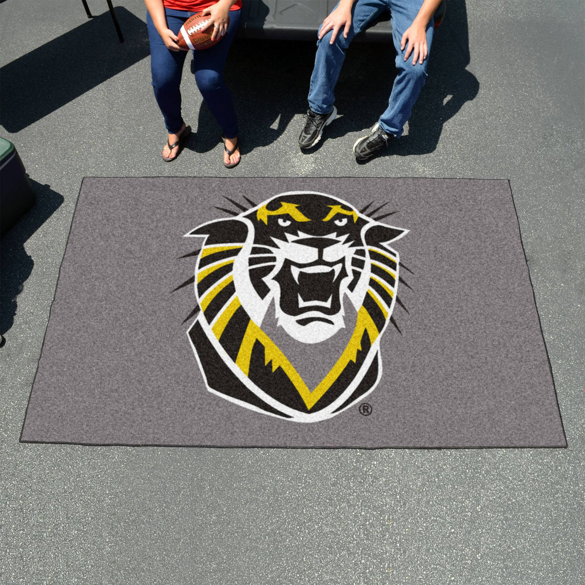 Collegiate - Ulti-Mat: A - L Collegiate Mats, Rectangular Mats, Ulti-Mat, Collegiate, Home Fan Mats Fort Hays State