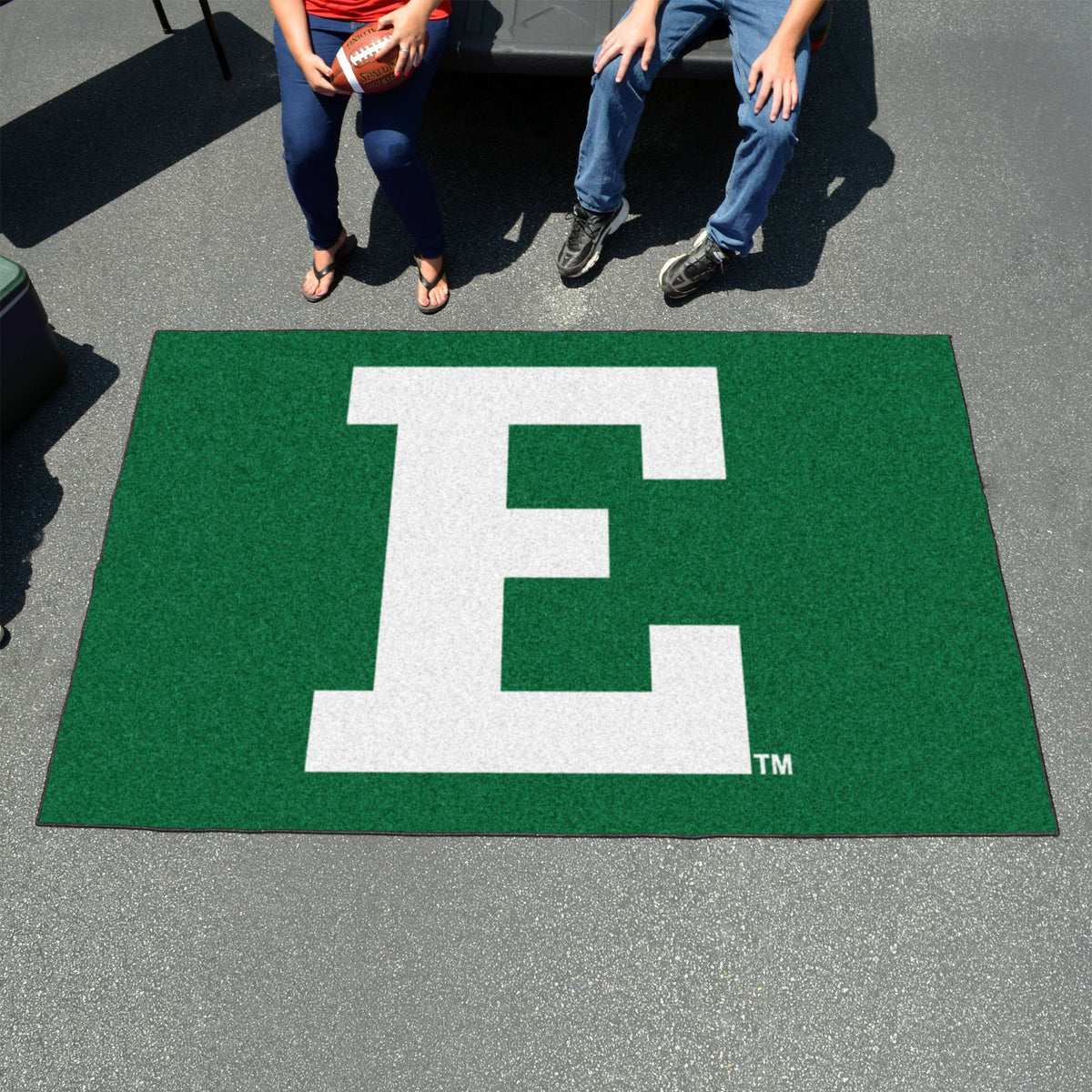 Collegiate - Ulti-Mat: A - L Collegiate Mats, Rectangular Mats, Ulti-Mat, Collegiate, Home Fan Mats Eastern Michigan