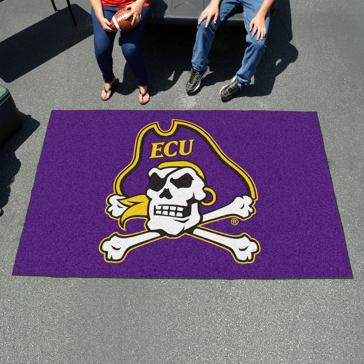 Collegiate - Ulti-Mat: A - L Collegiate Mats, Rectangular Mats, Ulti-Mat, Collegiate, Home Fan Mats East Carolina