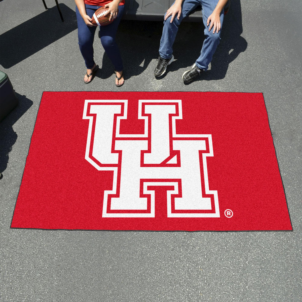 Collegiate - Ulti-Mat: A - L Collegiate Mats, Rectangular Mats, Ulti-Mat, Collegiate, Home Fan Mats Houston