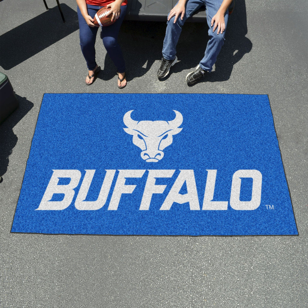 Collegiate - Ulti-Mat: A - L Collegiate Mats, Rectangular Mats, Ulti-Mat, Collegiate, Home Fan Mats Buffalo