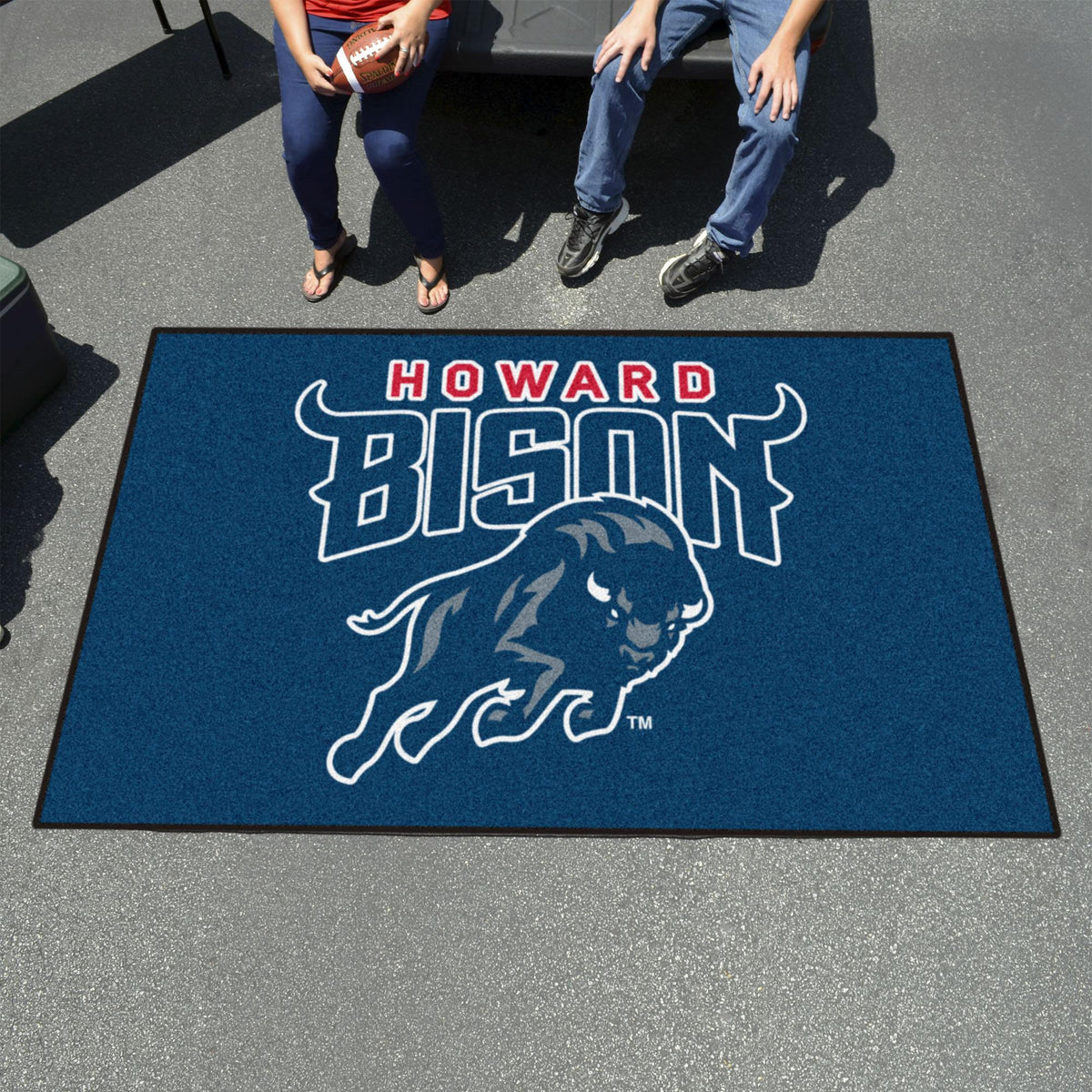 Collegiate - Ulti-Mat: A - L Collegiate Mats, Rectangular Mats, Ulti-Mat, Collegiate, Home Fan Mats Howard