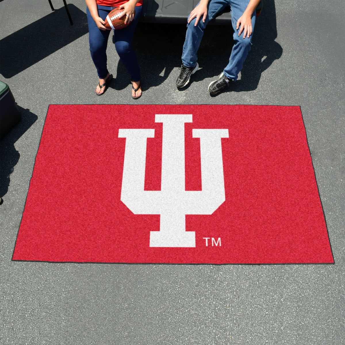 Collegiate - Ulti-Mat: A - L Collegiate Mats, Rectangular Mats, Ulti-Mat, Collegiate, Home Fan Mats Indiana