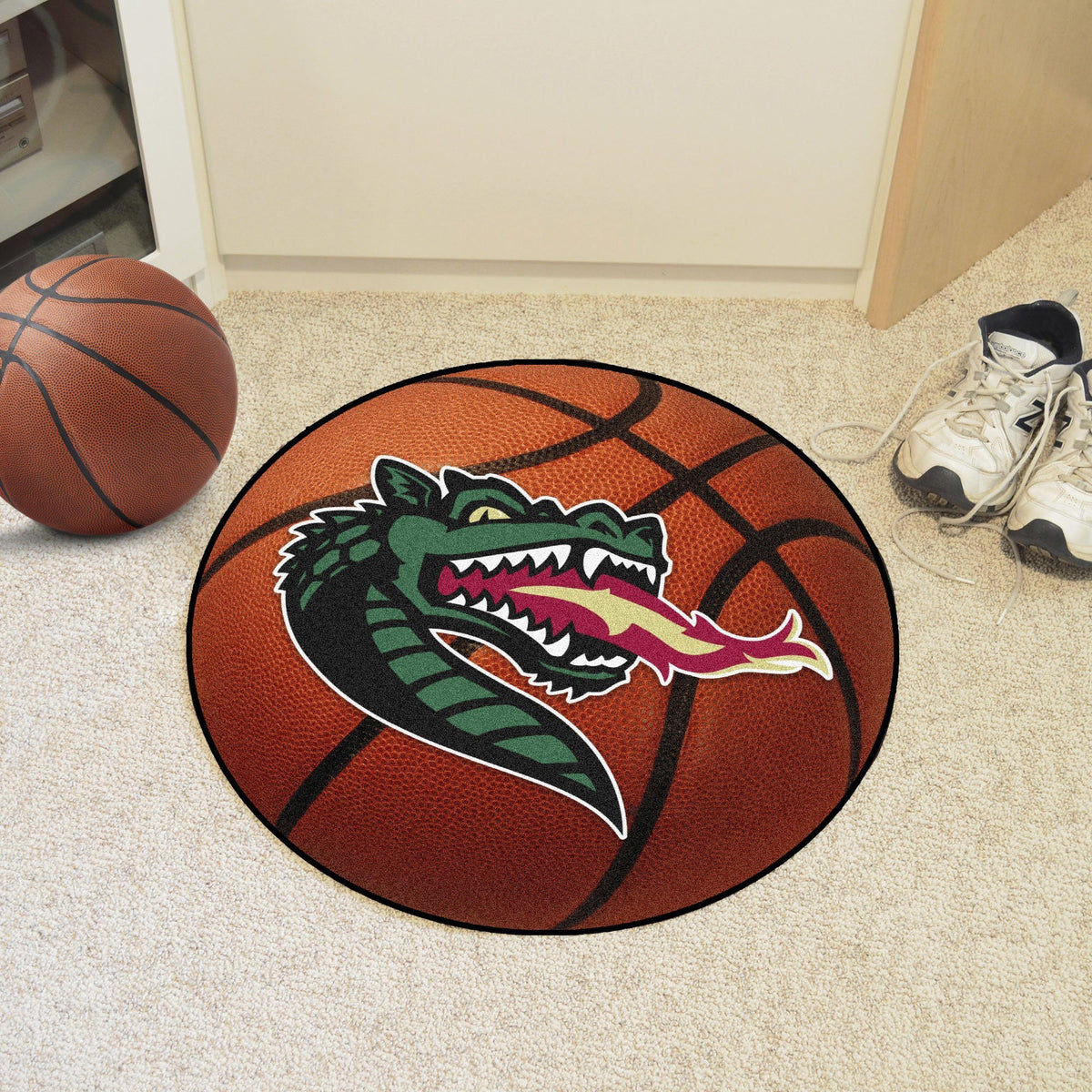 Collegiate - Basketball Mat: T - Z Collegiate Mats, Rectangular Mats, Basketball Mat, Collegiate, Home Fan Mats UAB
