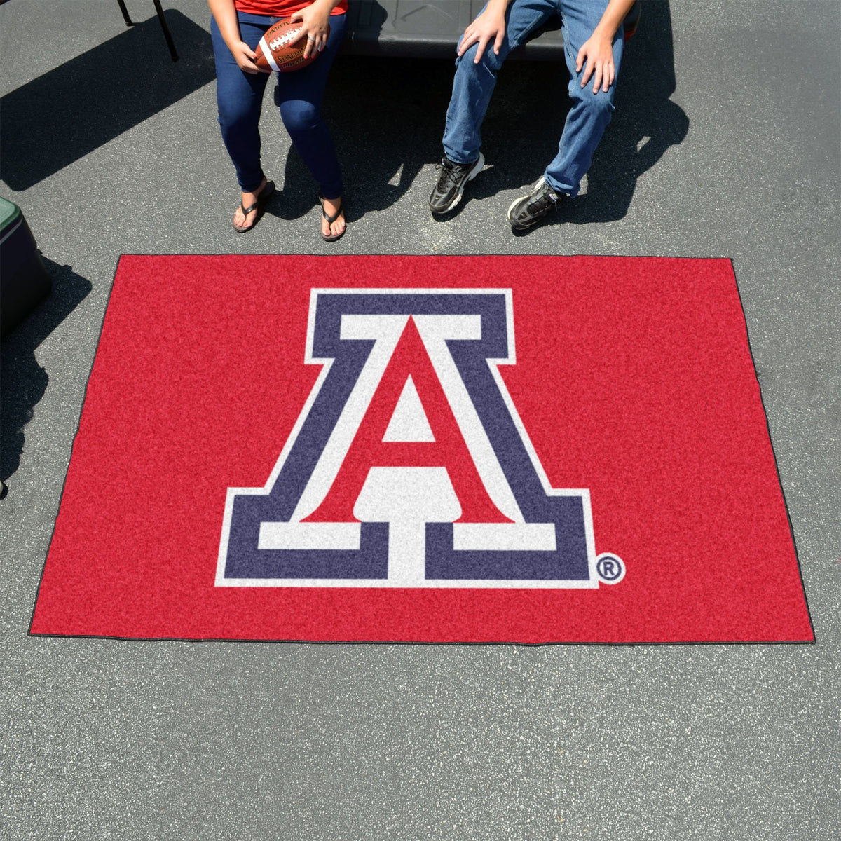 Collegiate - Ulti-Mat: A - L Collegiate Mats, Rectangular Mats, Ulti-Mat, Collegiate, Home Fan Mats Arizona