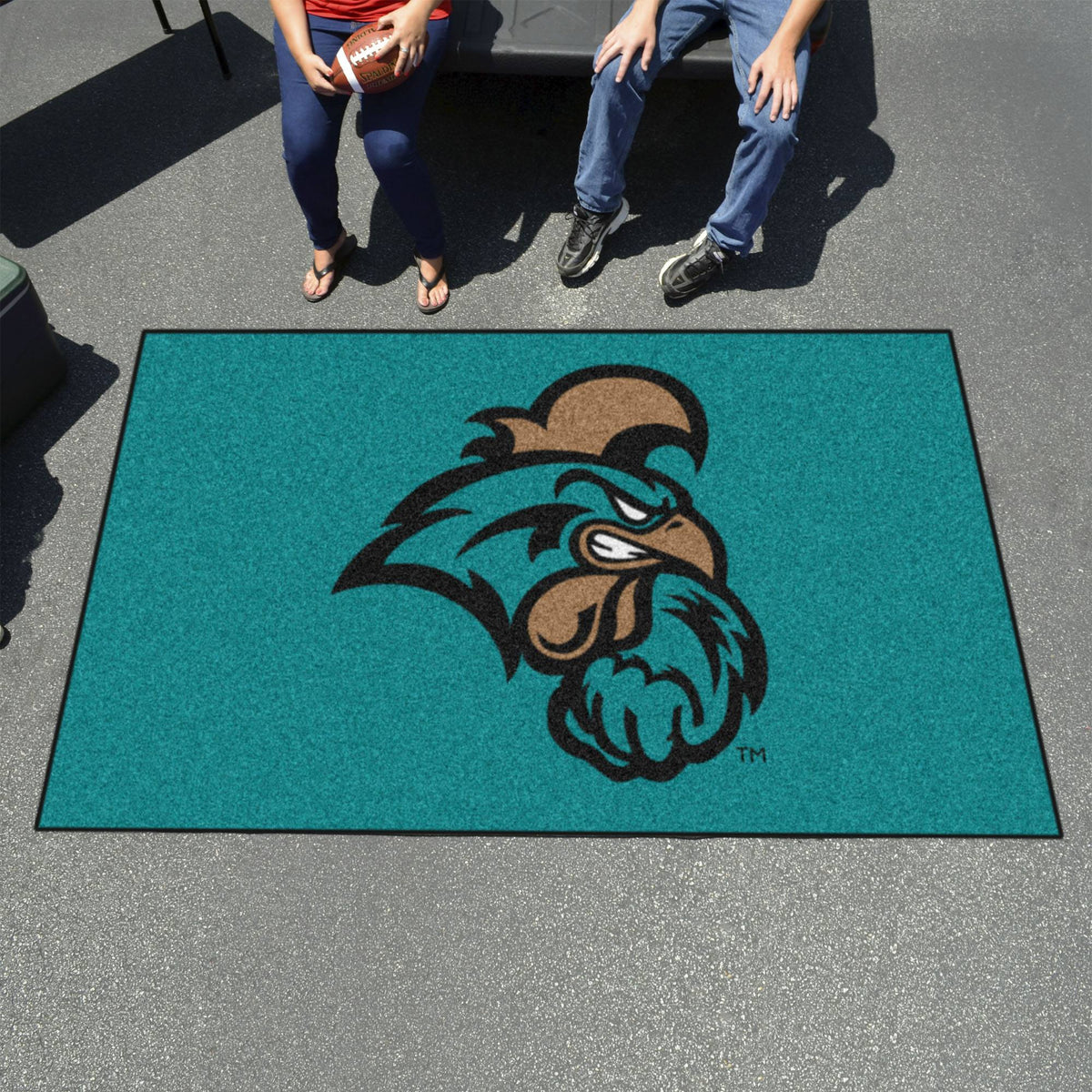 Collegiate - Ulti-Mat: A - L Collegiate Mats, Rectangular Mats, Ulti-Mat, Collegiate, Home Fan Mats Coastal Carolina