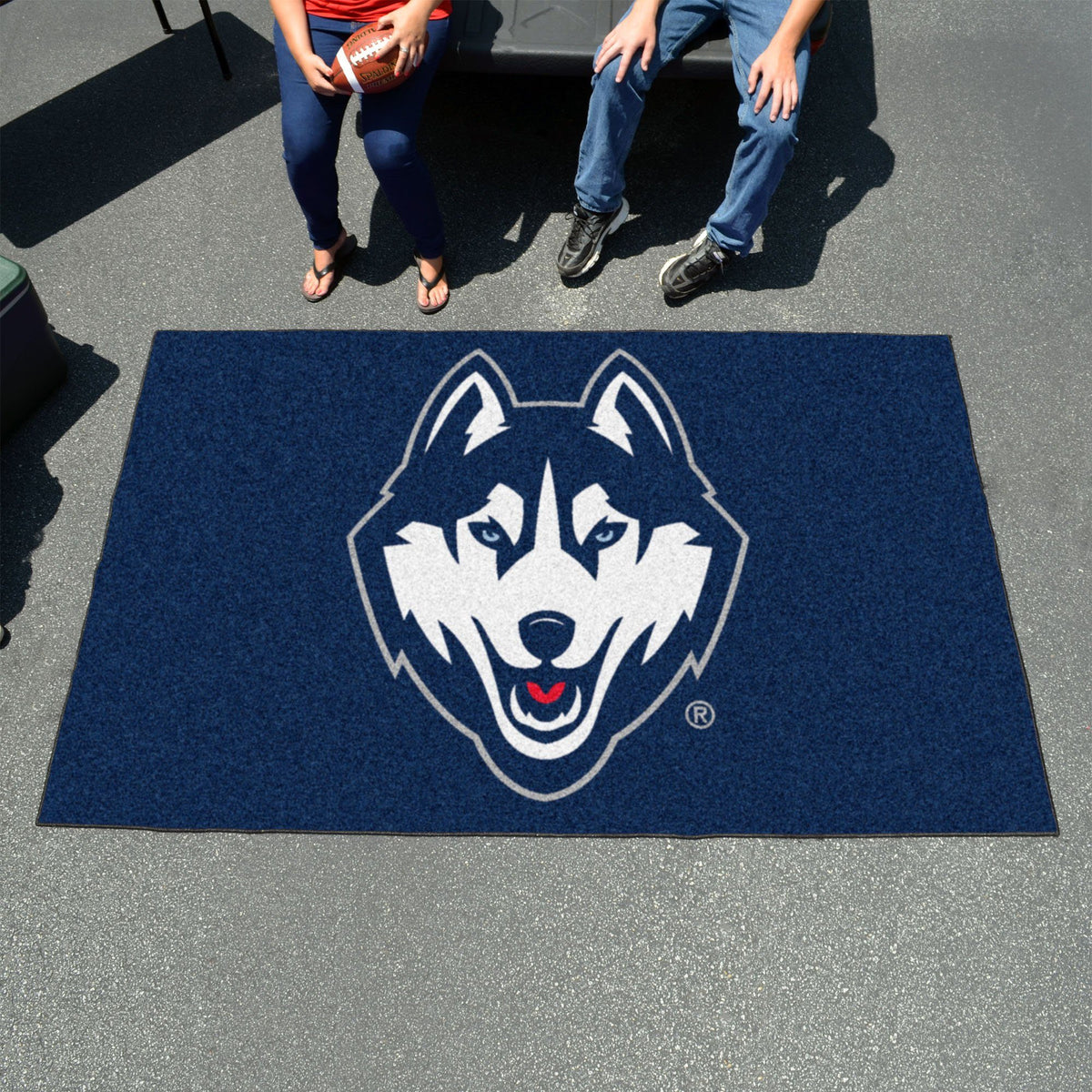 Collegiate - Ulti-Mat: A - L Collegiate Mats, Rectangular Mats, Ulti-Mat, Collegiate, Home Fan Mats Connecticut