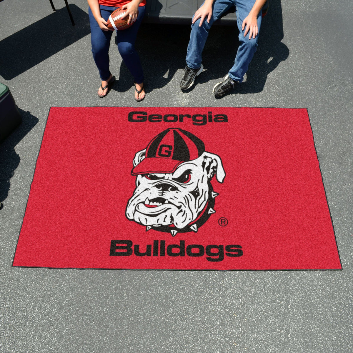 Collegiate - Ulti-Mat: A - L Collegiate Mats, Rectangular Mats, Ulti-Mat, Collegiate, Home Fan Mats Georgia 2