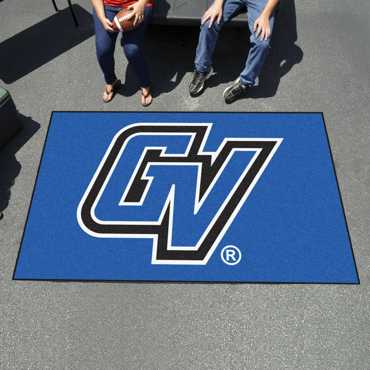 Collegiate - Ulti-Mat: A - L Collegiate Mats, Rectangular Mats, Ulti-Mat, Collegiate, Home Fan Mats Grand Valley State