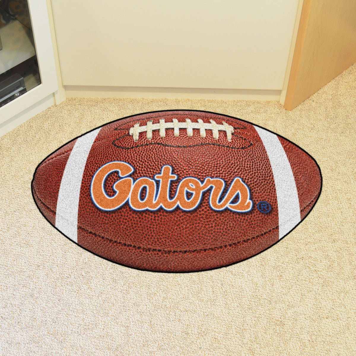 Collegiate - Football Mat: A - K Collegiate Mats, Rectangular Mats, Football Mat, Collegiate, Home Fan Mats Florida 2