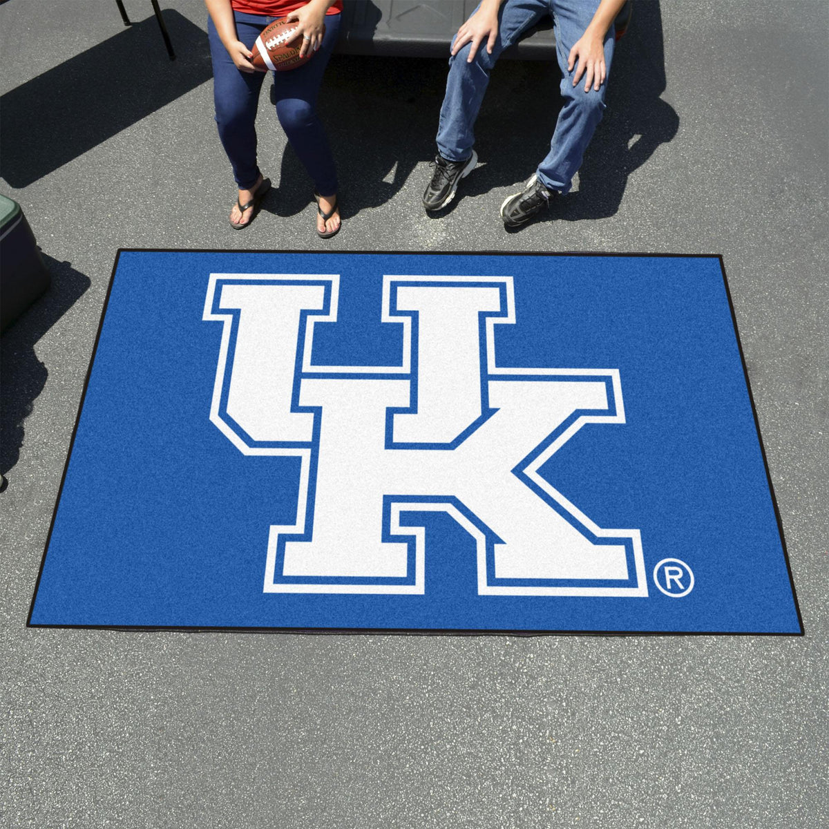 Collegiate - Ulti-Mat: A - L Collegiate Mats, Rectangular Mats, Ulti-Mat, Collegiate, Home Fan Mats Kentucky 2