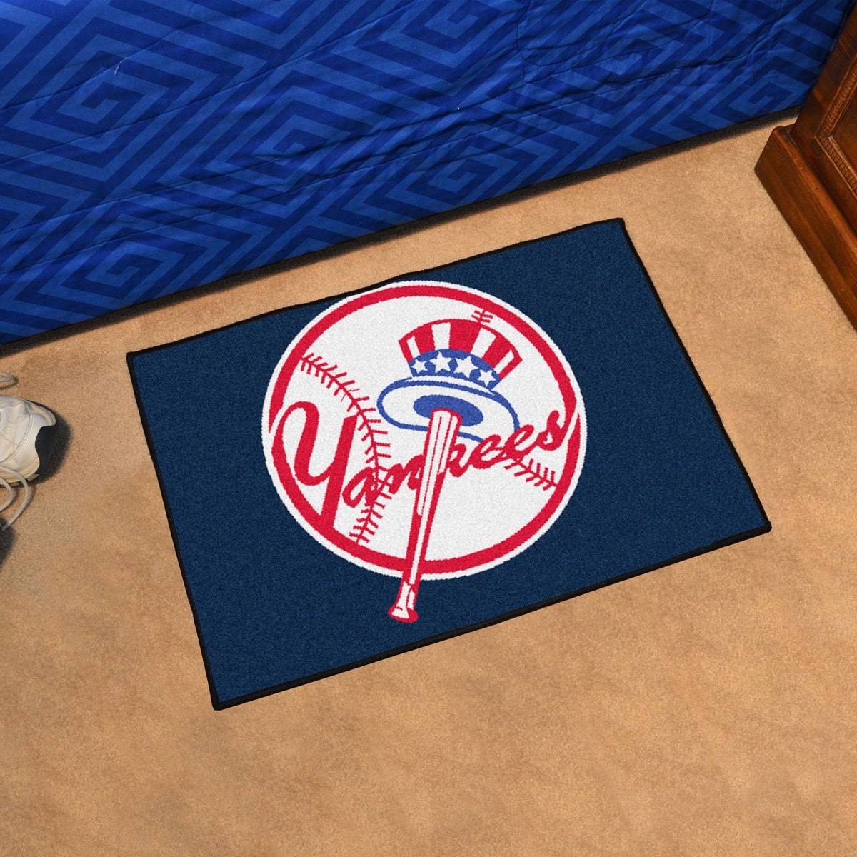 MLB - Starter Mat MLB Mats, Rectangular Mats, Starter Mat, MLB, Home Fan Mats New York Yankees 2