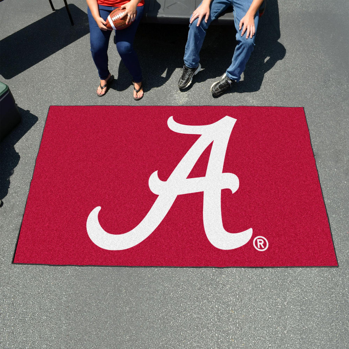 Collegiate - Ulti-Mat: A - L Collegiate Mats, Rectangular Mats, Ulti-Mat, Collegiate, Home Fan Mats Alabama 2