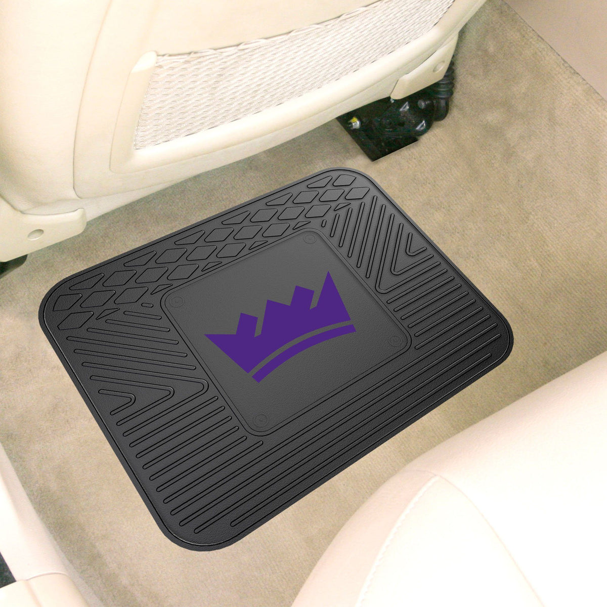 NBA - Utility Mat NBA Mats, Rear Car Mats, Utility Mat, NBA, Auto Fan Mats Sacramento Kings