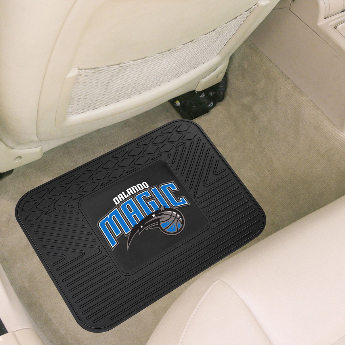 NBA - Utility Mat NBA Mats, Rear Car Mats, Utility Mat, NBA, Auto Fan Mats Orlando Magic