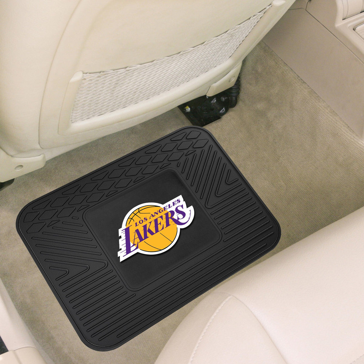 NBA - Utility Mat NBA Mats, Rear Car Mats, Utility Mat, NBA, Auto Fan Mats Los Angeles Lakers