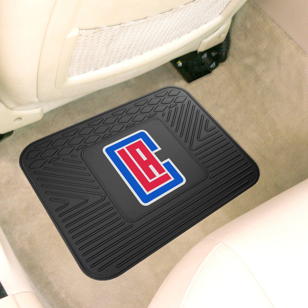 NBA - Utility Mat NBA Mats, Rear Car Mats, Utility Mat, NBA, Auto Fan Mats Los Angeles Clippers