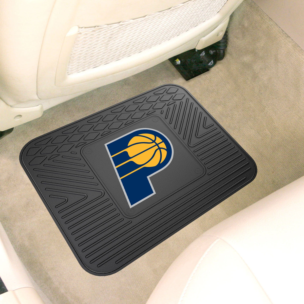 NBA - Utility Mat NBA Mats, Rear Car Mats, Utility Mat, NBA, Auto Fan Mats Indiana Pacers