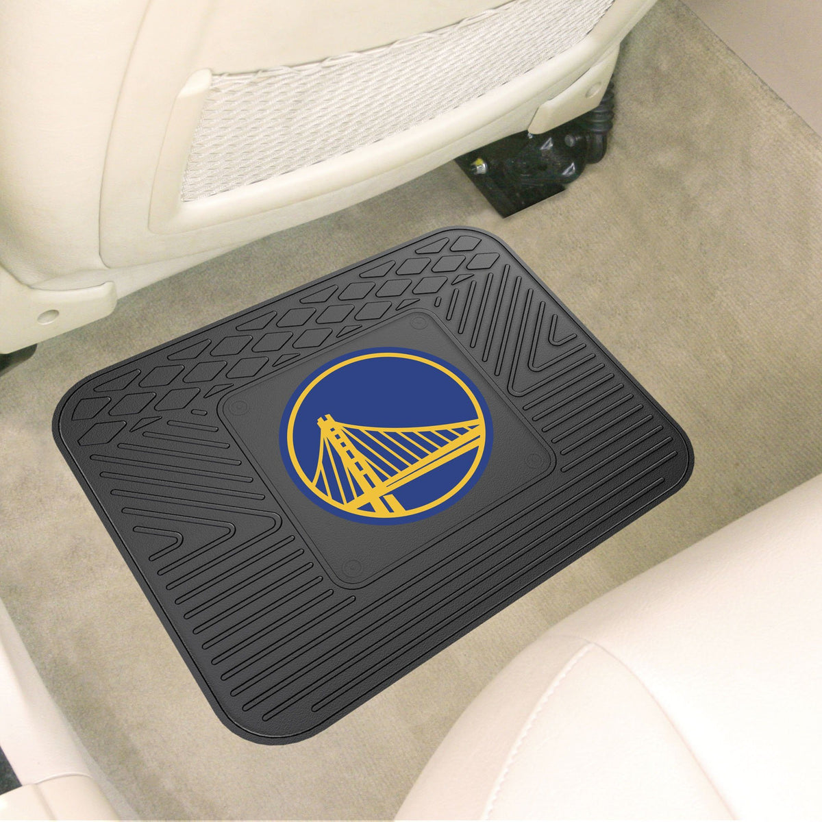 NBA - Utility Mat NBA Mats, Rear Car Mats, Utility Mat, NBA, Auto Fan Mats Golden State Warriors