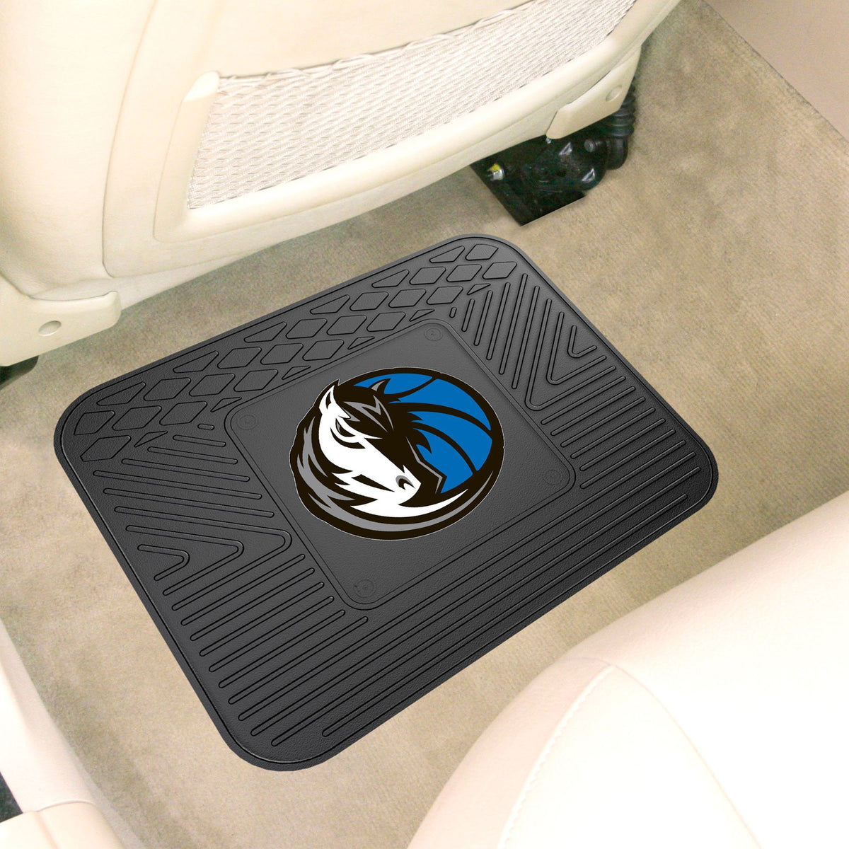 NBA - Utility Mat NBA Mats, Rear Car Mats, Utility Mat, NBA, Auto Fan Mats Dallas Mavericks
