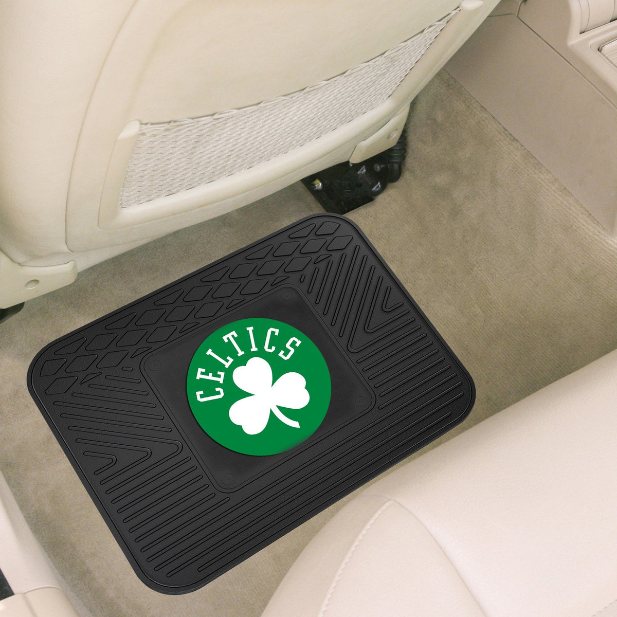 NBA - Utility Mat NBA Mats, Rear Car Mats, Utility Mat, NBA, Auto Fan Mats Boston Celtics