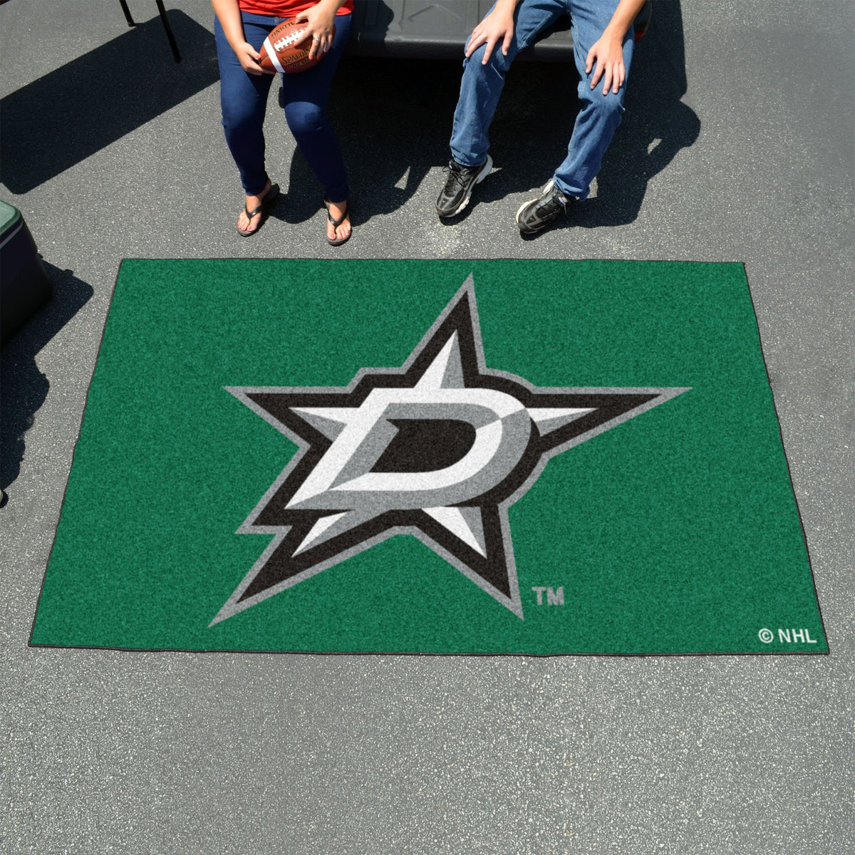 NHL - Ulti-Mat NHL Mats, Rectangular Mats, Ulti-Mat, NHL, Home Fan Mats Dallas Stars