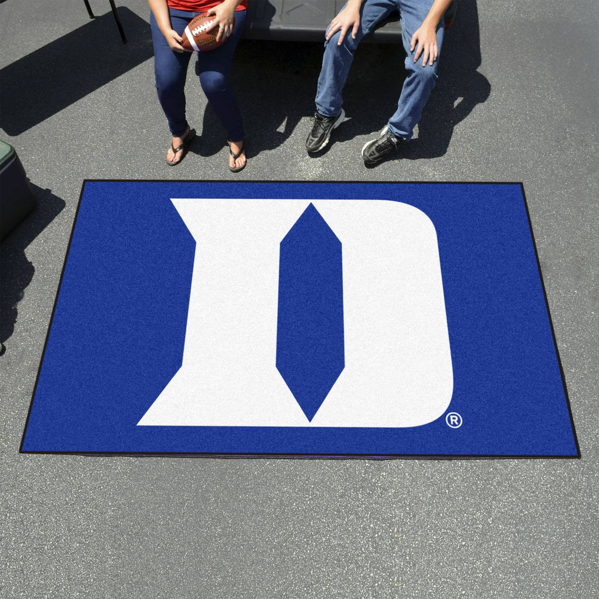 Collegiate - Ulti-Mat: A - L Collegiate Mats, Rectangular Mats, Ulti-Mat, Collegiate, Home Fan Mats Duke 2