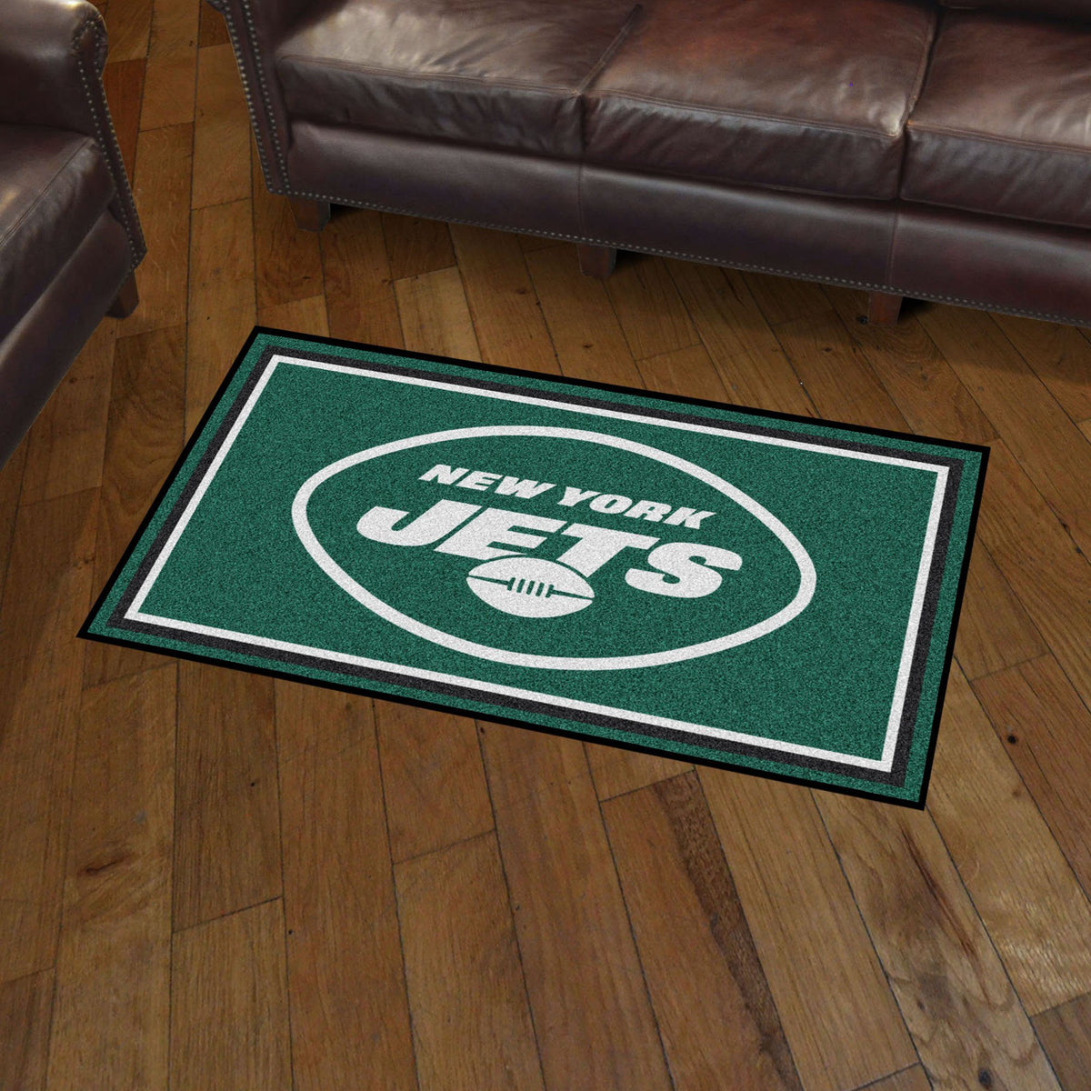 NFL - 3' x 5' Rug NFL Mats, Plush Rugs, 3x5 Rug, NFL, Home Fan Mats New York Jets
