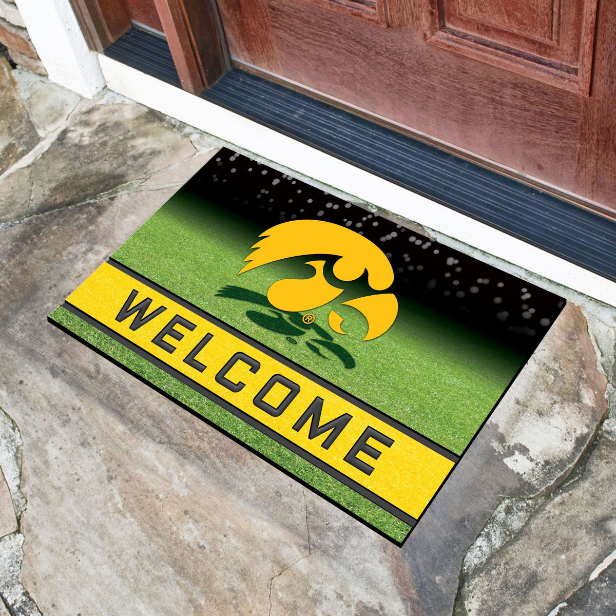 Collegiate - Crumb Rubber Door Mat