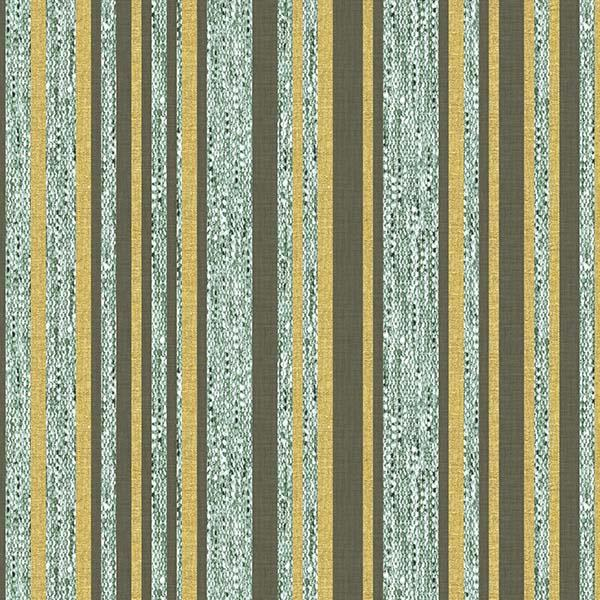 Barcode Stripe Printed Vinyl Flooring Design Pool - GIF Aqua