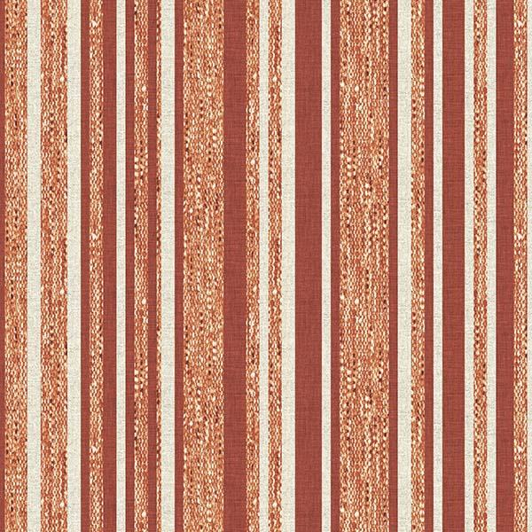 Barcode Stripe Printed Vinyl Flooring Design Pool - GIF Orange