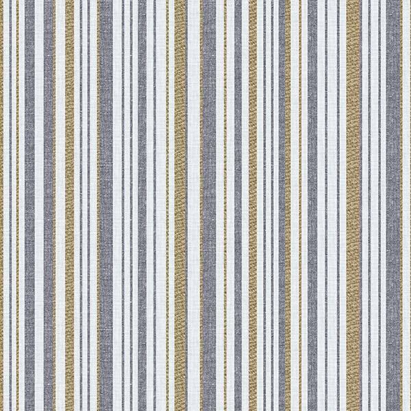 Sunset Stripe Printed Vinyl Flooring Design Pool - GIF Gray