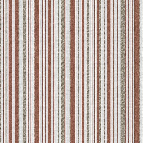 Sunset Stripe Printed Vinyl Flooring Design Pool - GIF Red