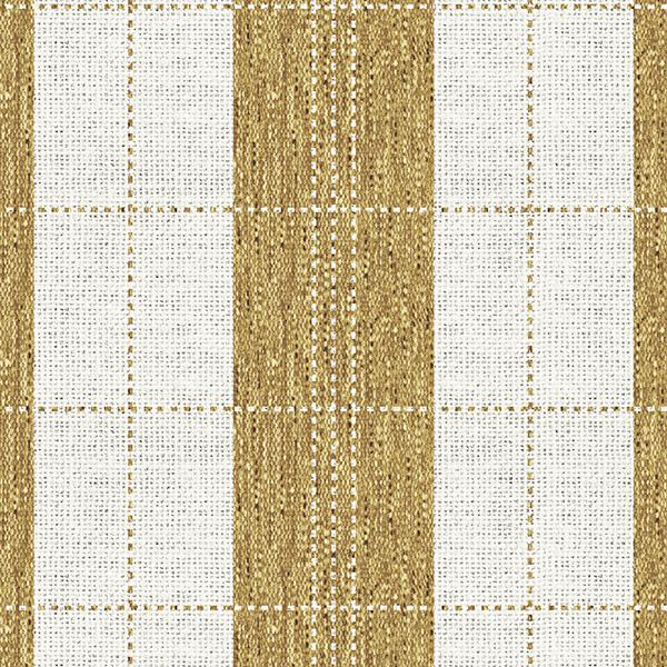 Stripe Stitched Plaid Printed Vinyl Flooring Design Pool - GIF Yellow