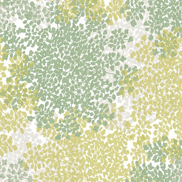Queen Anne's Lace Printed Vinyl Flooring Design Pool - GIF Green