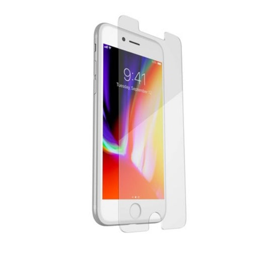 Premium Tempered Glass Screen Protector for iPhone (Clear)