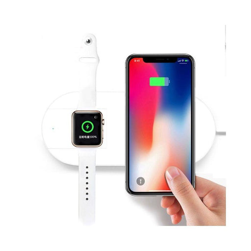 AirPower Wireless Charging Pad, 3-in-1 Wireless Charger for iPhone, Apple Watch & AirPods