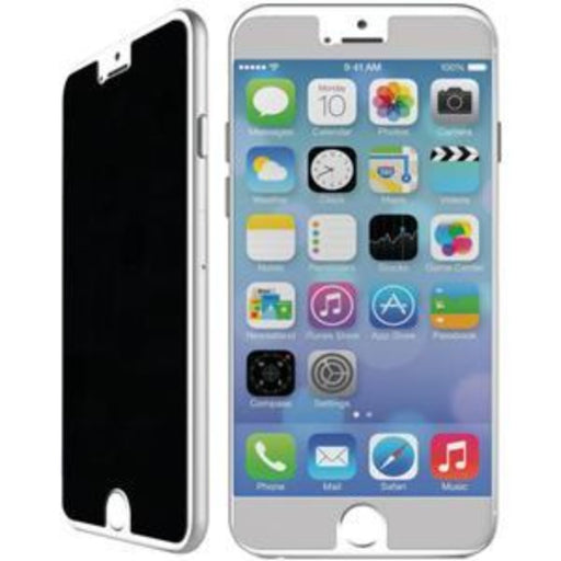 Premium Tempered Glass Screen Protector for iPhone (Privacy)
