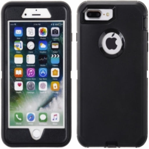 Full Protection Case for iPhone XS Max - Tough Protective Case with Holster Clip