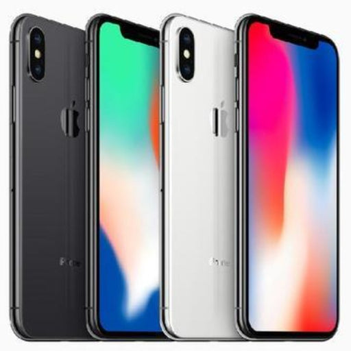 Apple - Pre Owned iPhone X (Unlocked)