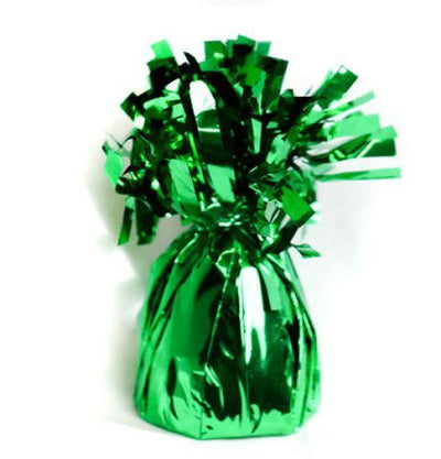 Foil Balloon Weight Pack X 6 Green