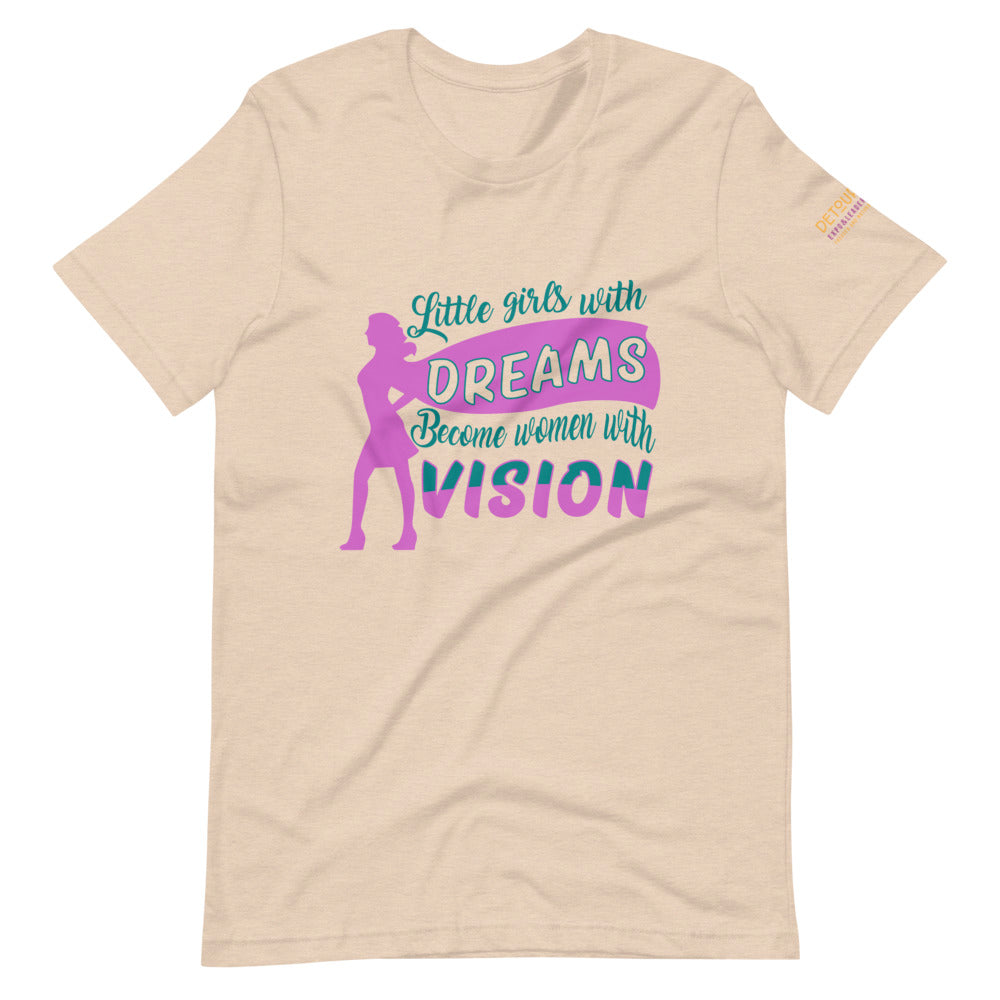 [Unique Girls Empowerment T-Shirts & Accessories Online]-Detour Fancy Gear