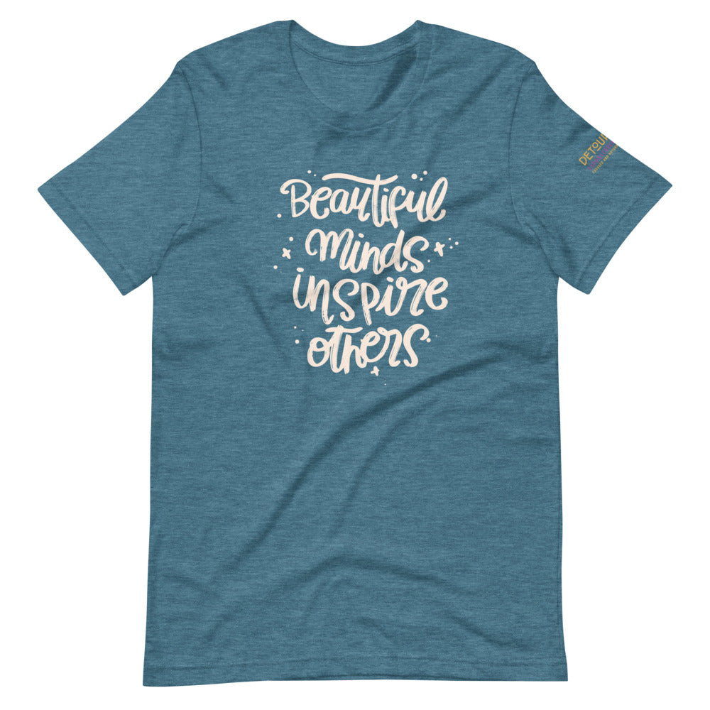 Beautiful Minds Short-Sleeve Unisex T-Shirt
