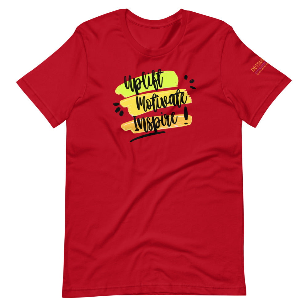 Uplift Motivate Short-Sleeve T-Shirt