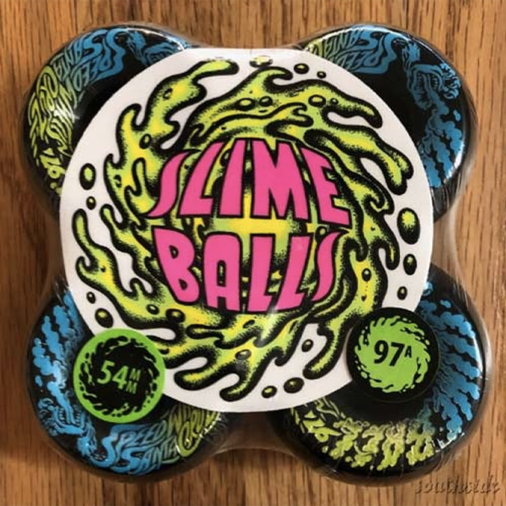 Slime Balls Vomit Mini Black 54mm97A