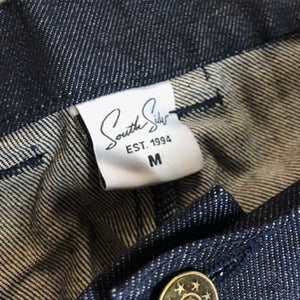 Southside Max 94 Short Raw Denim