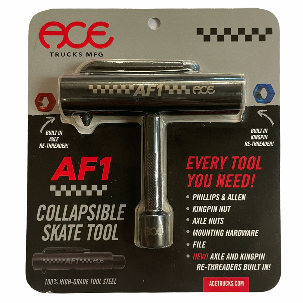Ace Trucks Collapsible Tool Black Metal